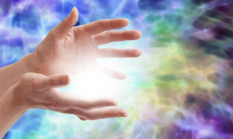 Electrifying healing energy
